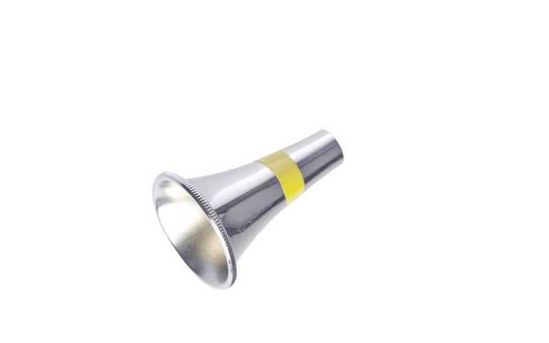 SU OOF1011 Ohrspekula nach Politzer für Kinder 2,0 mm 27 mm